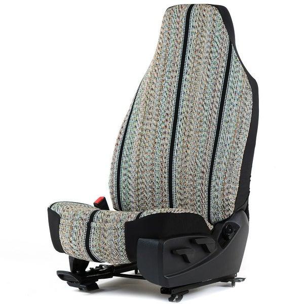 Universal Saddleblanket High Back Bucket Seat Cover
