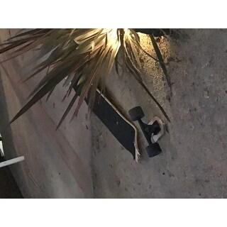 California Native Spirit 41-inch High Performance Longboard Skateboard