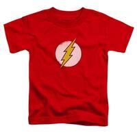 Dco Rough Flash Logo Little Boys Toddler Shirt