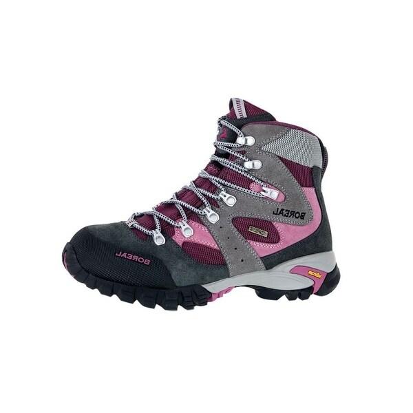 Boreal Climbing Shoes Womens Lightweight Siana Morado Purple