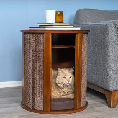 Purrrrfect End Table