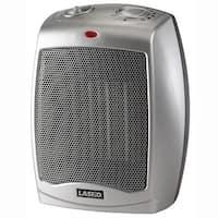Lasko Ceramic Heater With Adjustable Thermostat Model 754200