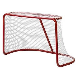 Deluxe Pro Hockey Goal