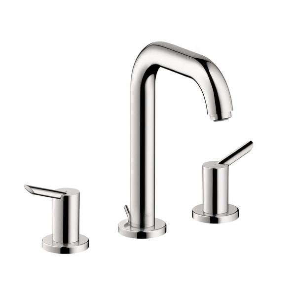 Shop Hansgrohe 31730 Focus S 1 2 Gpm Widespread Bathroom Faucet With