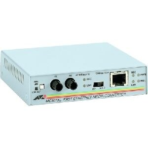 """Allied Telesis AT-MC101XL-90 Allied Telesis AT-MC101XL-90 Fast Ethernet Media Converter - 1 x RJ-45 , 1 x ST Duplex -"