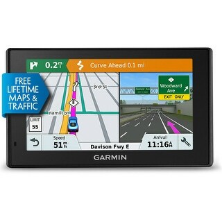 Refurbished Garmin DriveSmart 51LMT-S 5 Touch Screen GPS (010-01680-02)