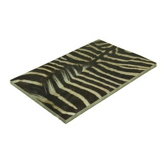 24 Piece Animal Print Tear Off Disposable Heavy Duty Paper Placemat Pad