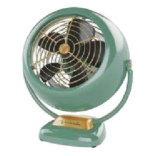 Vornado Fans CR1-0224-17 2 Speed Green Vintage Fan
