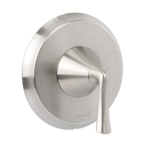 Miseno MNOVT850 Bella Single Function Pressure Balanced Valve Trim Only with Single Lever Handle