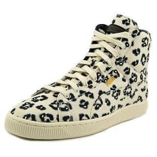 Puma Basket Mid x HOH LEONINE Canvas Fashion Sneakers