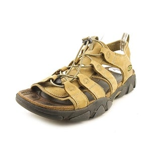 Keen Daytona Men Open Toe Synthetic Brown Gladiator Sandal