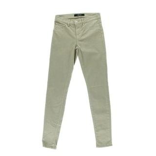 J Brand Womens Denim Colored Skinny Jeans - 30