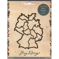 Germany - Find It Trading Amy Design Map Die