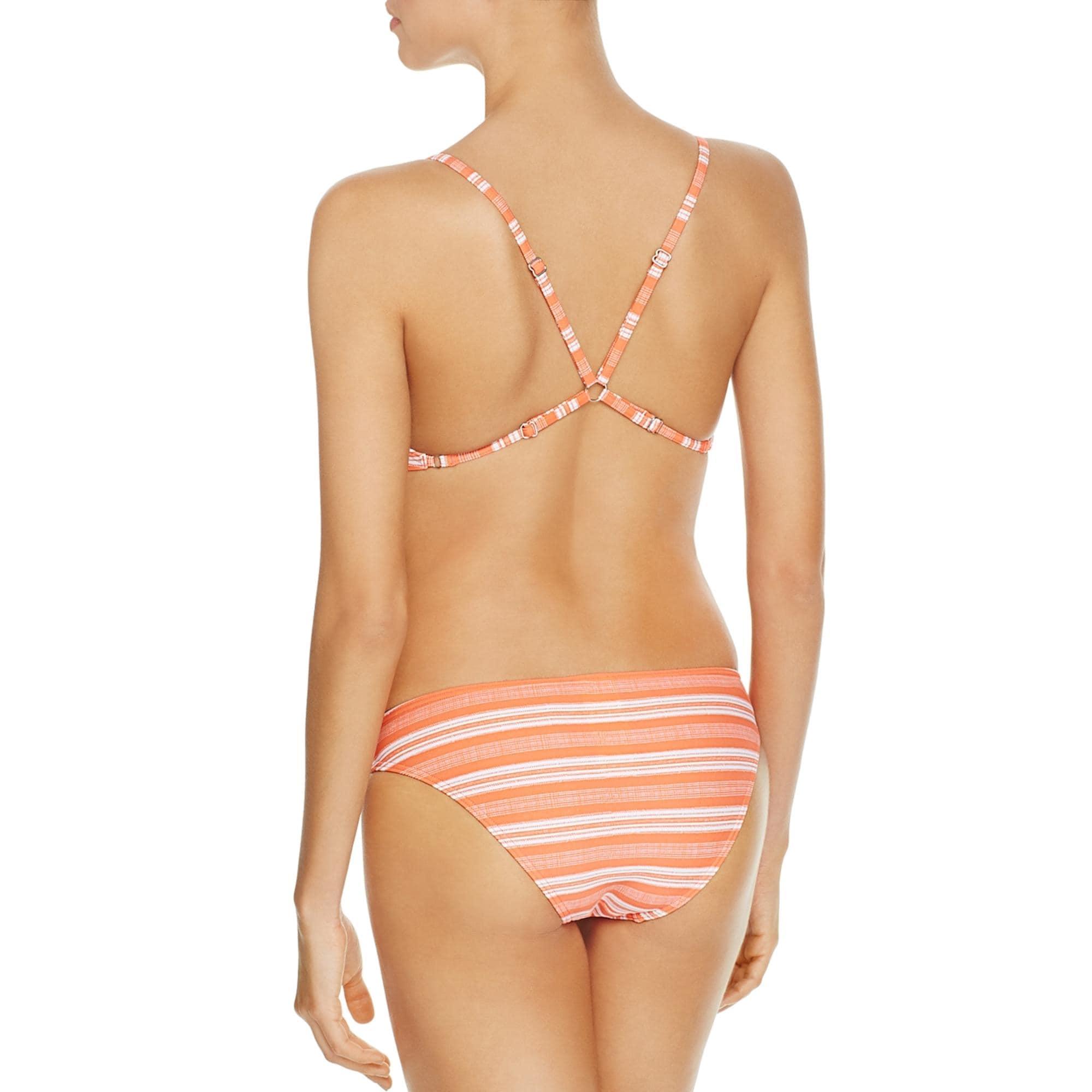 Minkpink Womens Print Full Hipster Swim Bottom Separates BHFO 8272