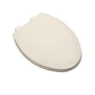 ProFlo PFTSHEC2000 Elongated Closed Front Toilet Seat and Lid