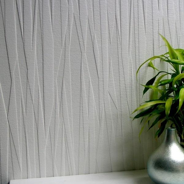 Brewster 437 RD80028 Folded Paper Paintable Textured Vinyl Wallpaper