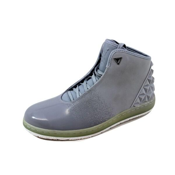 Nike Men's Air Jordan Instigator Wolf Grey/White 705076-004 Size 9.5