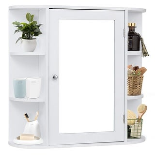 buy wall cabinet bathroom cabinets storage online at overstock com rh overstock com white wall storage cabinets with doors Wall Pantry Cabinet
