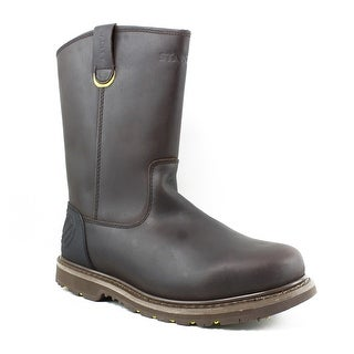 Stanley Mens Dropper 2.0 Soft Toe Brown Work & Safety Boots Size 12