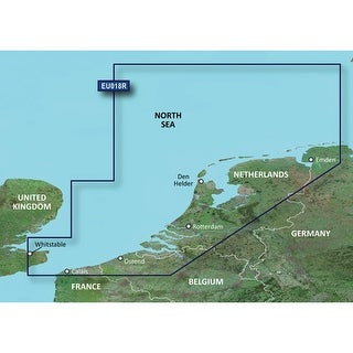 Garmin VEU018R - The Netherlands SD card Navigational Software