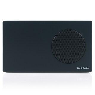 Tivoli Audio Albergo Stereo Speaker For Albergo Bluetooth Clock Radio