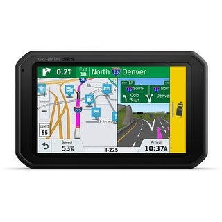 Garmin dzlCam 785 LMT-S GPS Truck Navigator with Built-in Dash Cam