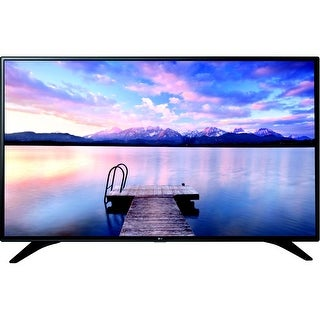 "LG LW340C 55LW340C 55"" 1080p LED-LCD TV - 16:9 - Black - 1920 x 1080 - LED Backlight - 1 x HDMI - US-REFURBISHED"