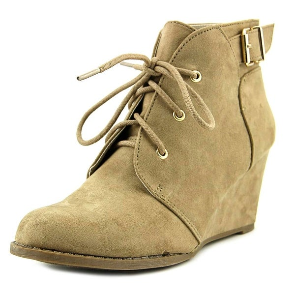Rampage Maiden Taupe Boots
