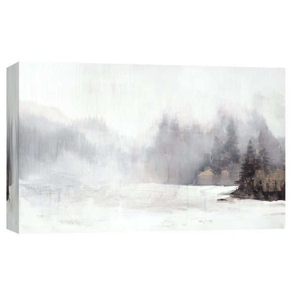 """PTM Images 9-102146 PTM Canvas Collection 8"""" x 10"""" - """"Summit To Sea 31"""" Giclee Rural Art Print on Canvas"""