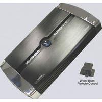 3000 Watt Max Class D Digital Monoblock Car Audio Amplifier