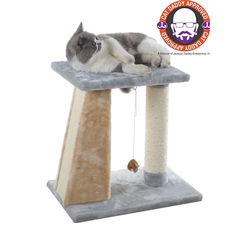 Armarkat New Cat Tree, Model X2001, Silver Gray