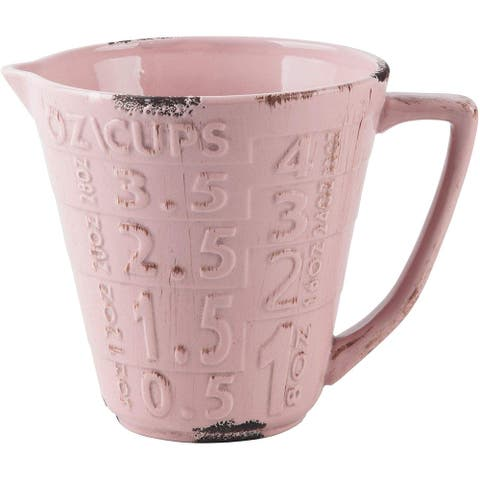 Palais Glassware Glass Liquid Measuring Cup - Up to 4 Cups