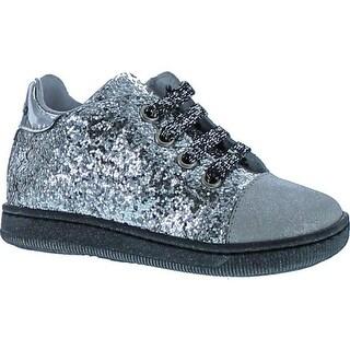 Naturino Girls Starlett Falcotto Lace Up Casual Fashion Shoes