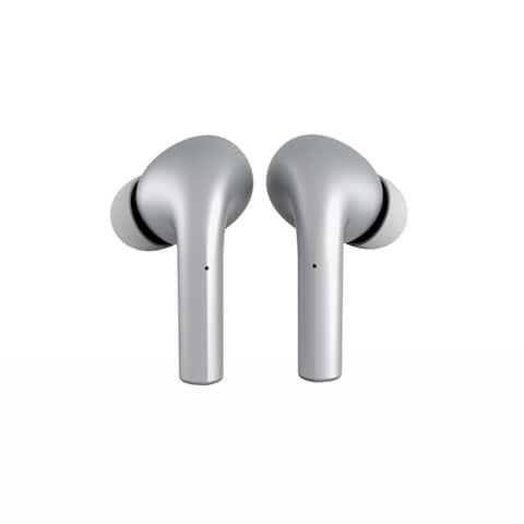 MokiPods True Wireless Earbuds - Silver