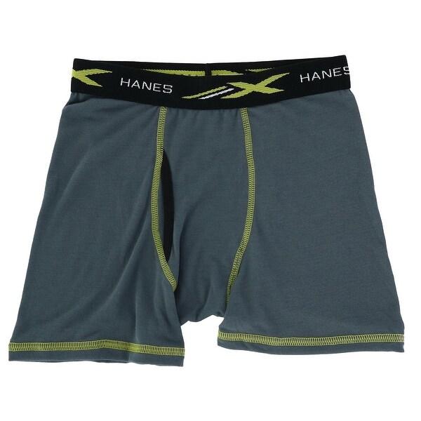 Boys Boxer Brief 4PCS Boxer Shorts Children Trunk Super Soft Underwear 7-8 Years