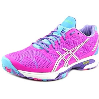 Asics Gel-Solution Speed 2 Round Toe Synthetic Running Shoe