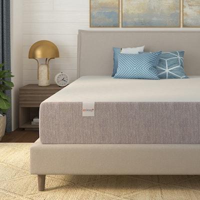OSleep Gel Memory Foam 12-inch Medium-firm Mattress