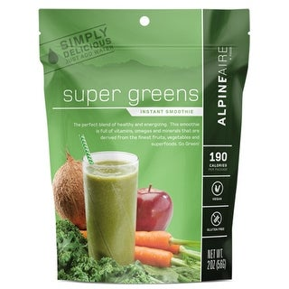 Alpine aire foods 30141 alpine aire foods 30141 super greens smoothie