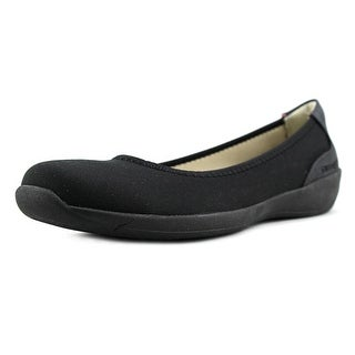 Stretchies Joyce II Round Toe Synthetic Flats
