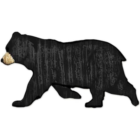 Black Bear Wall Décor