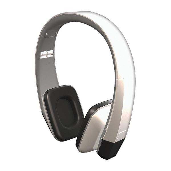 Power Acoustik 2 Ch. IR Headphone White
