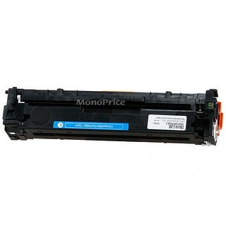 MonopriceMPI Compatible HP CB541A Laser/Toner-Cyan