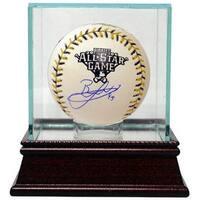 Bobby Jenks signed Official 06 All Star Baseball w Glass Case