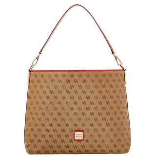 Dooney & Bourke Madison Signature Giant Sac (Introduced by Dooney & Bourke at $268 in Nov 2015) - Red