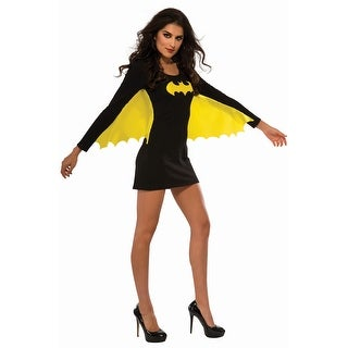 Rubies Batgirl Wing Dress Adult Costume - Black (2 options available)