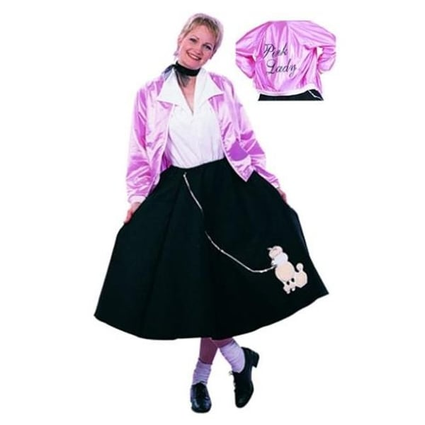 Shop Rg Costumes 81150 Pink Lady Costume Jacket Only Size Adult