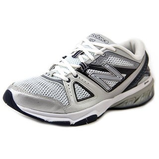New Balance MX1012 Men B Round Toe Synthetic White Cross Training