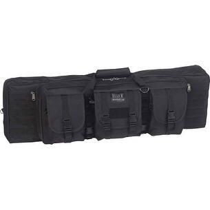 Bulldog bdt4043b bulldog 43 single tactical cs 3 large access pockets black