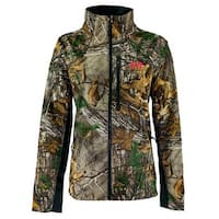 Under Armour Women's Chase Jacket - realtree ap xtra