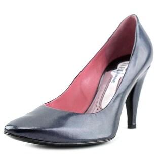 Fabi Vanessa   Round Toe Patent Leather  Heels